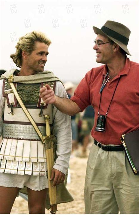 Alejandro Magno: Oliver Stone, Colin Farrell