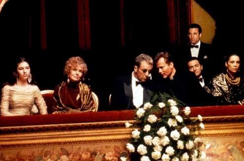 El Padrino. Parte III : Foto Al Pacino, Andy Garcia, Diane Keaton, Sofia Coppola, Talia Shire