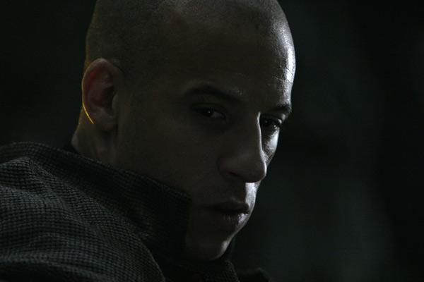 Las crónicas de Riddick: Vin Diesel