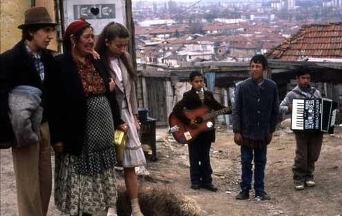 El tiempo de los gitanos: Emir Kusturica
