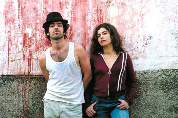 Exils : Foto Lubna Azabal, Romain Duris