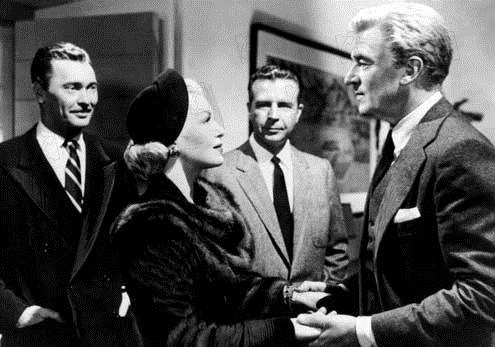 Cautivos del mal : Foto Barry Sullivan, Dick Powell, Vincente Minnelli, Walter Pidgeon