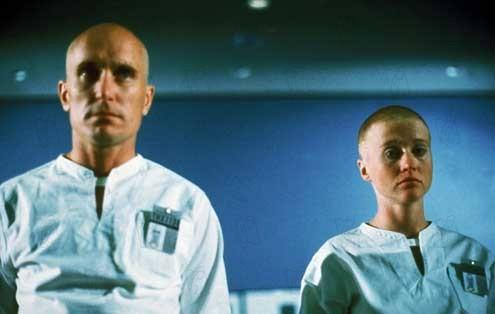THX 1138: Robert Duvall, Maggie McOmie