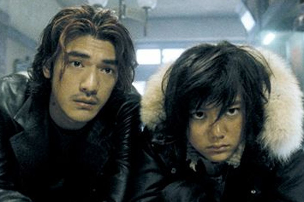 Returner: Takeshi Kaneshiro, Anne Suzuki