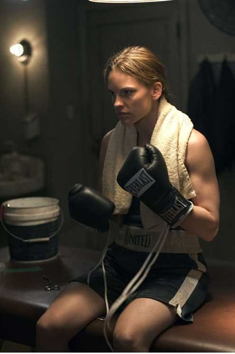 Million Dollar Baby: Hilary Swank