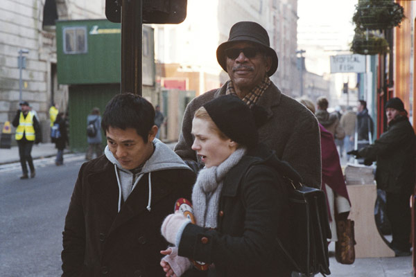 Danny the Dog: Jet Li, Kerry Condon, Morgan Freeman
