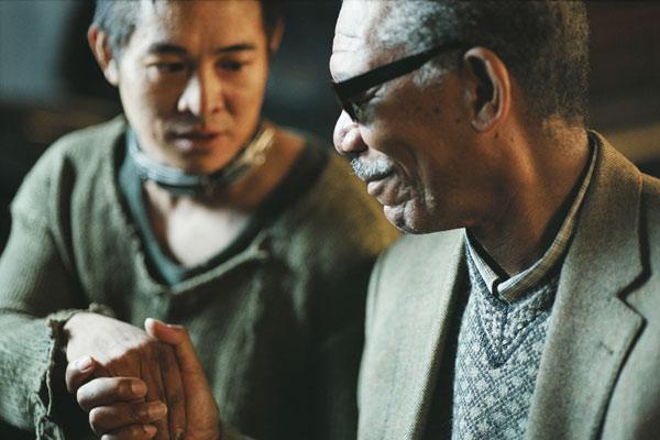 Danny the Dog: Jet Li, Morgan Freeman
