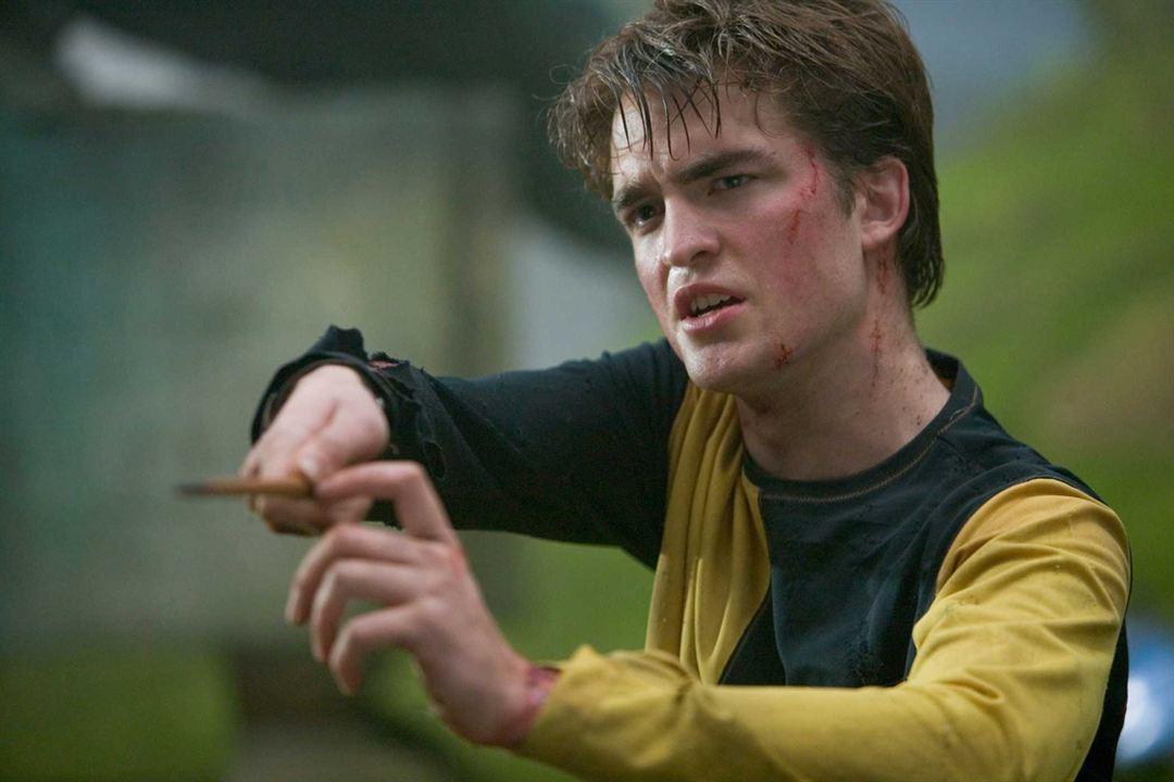 Harry Potter y el Cáliz de Fuego : Foto Robert Pattinson