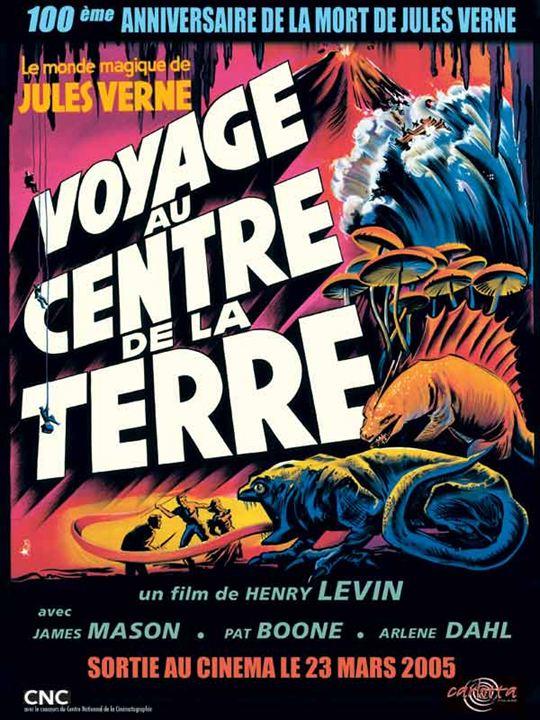 Viaje al centro de la Tierra: Henry Levin