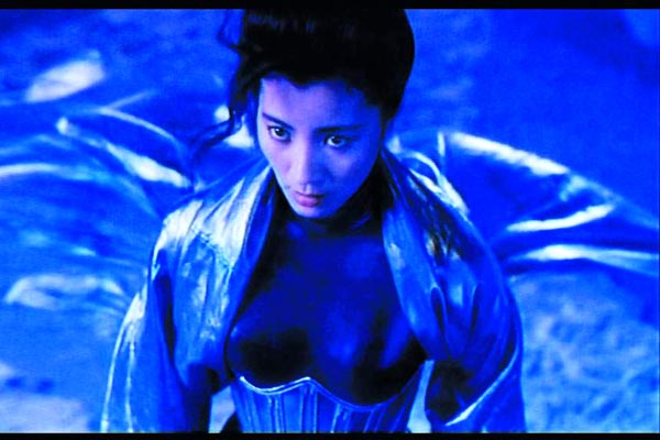 Foto Johnnie To, Michelle Yeoh, Siu-Tung Ching