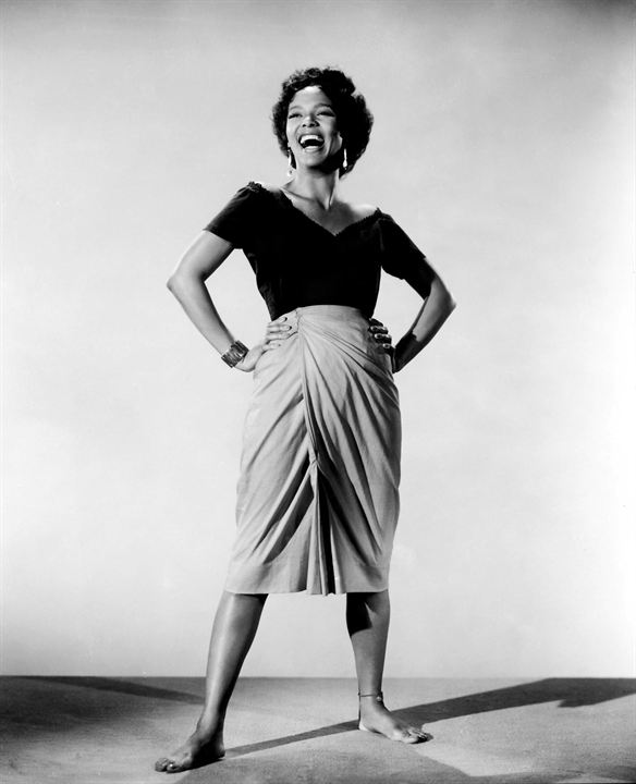 Carmen Jones : Foto Dorothy Dandridge, Otto Preminger
