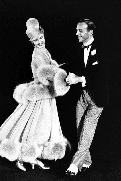 En alas de la danza: Fred Astaire, George Stevens, Ginger Rogers