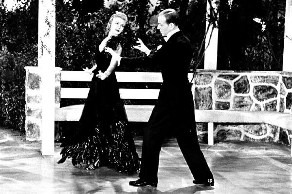 En alas de la danza: Ginger Rogers, Fred Astaire, George Stevens