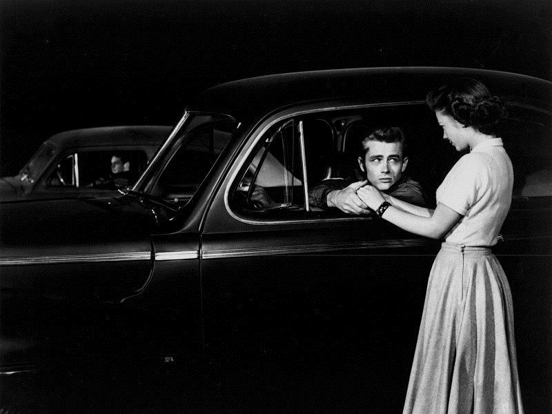 Rebelde sin causa : Foto James Dean, Nicholas Ray