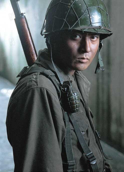 Lazos de guerra: Kang Je-kyu