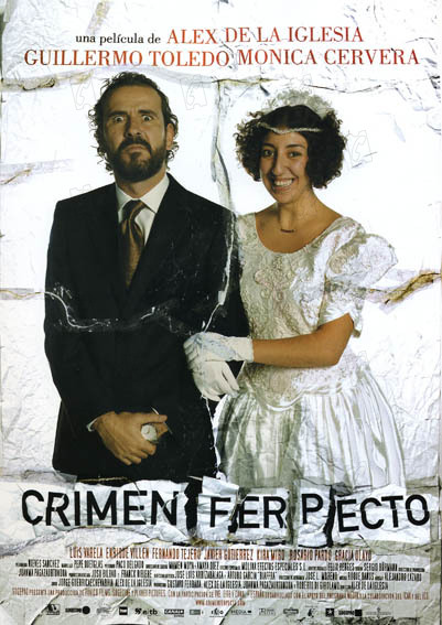 Crimen Ferpecto: Willy Toledo, Monica Cervera