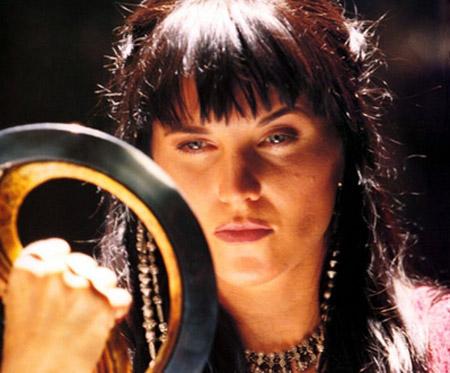 Xena: la princesa guerrera : Foto Lucy Lawless