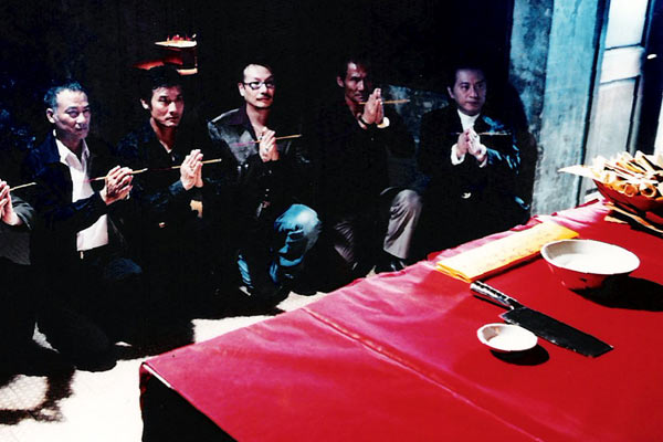 Election : Foto Johnnie To