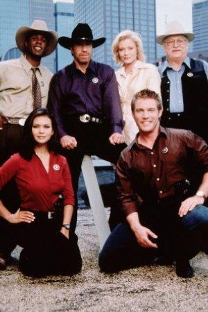 Walker, Texas Ranger : Foto Chuck Norris, Clarence Gilyard Jr., Judson Mills, Nia Peeples, Noble Willingham