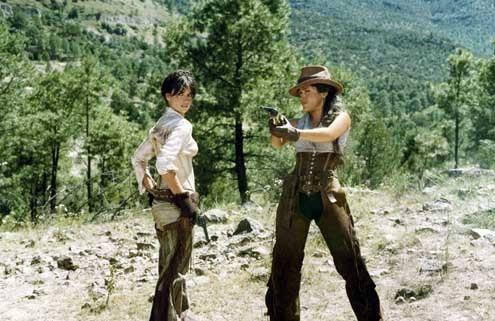 Bandidas: Salma Hayek, Penélope Cruz
