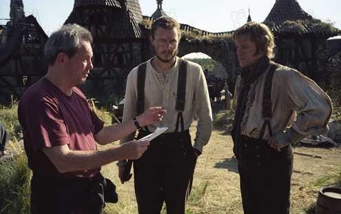 El secreto de los hermanos Grimm : Foto Heath Ledger, Matt Damon