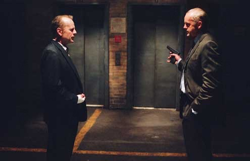 16 calles: Bruce Willis, David Morse