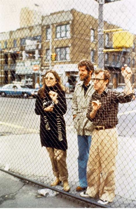 Annie Hall : Foto Diane Keaton, Woody Allen