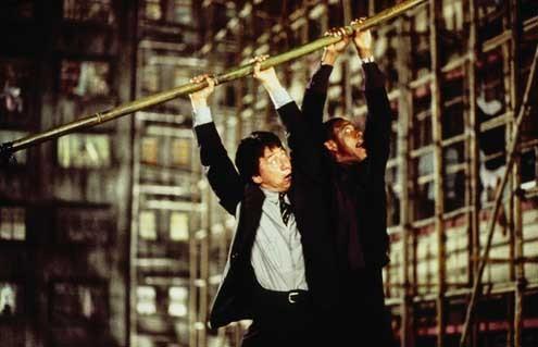 Hora punta 2: Chris Tucker, Jackie Chan