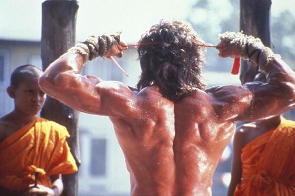 Rambo III: Peter MacDonald, Sylvester Stallone