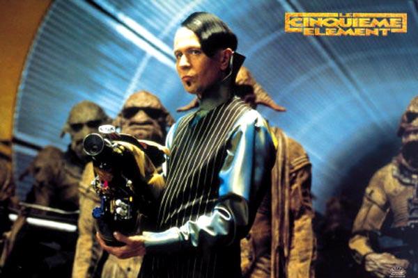 El quinto elemento: Gary Oldman