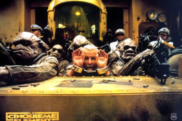 El quinto elemento: Ian Holm