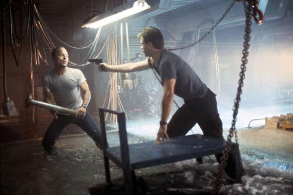 Abyss: Michael Biehn, Ed Harris