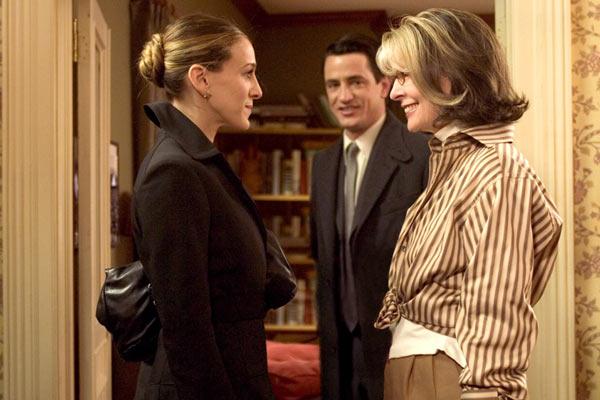 La joya de la familia : Foto Dermot Mulroney, Diane Keaton, Sarah Jessica Parker, Thomas Bezucha