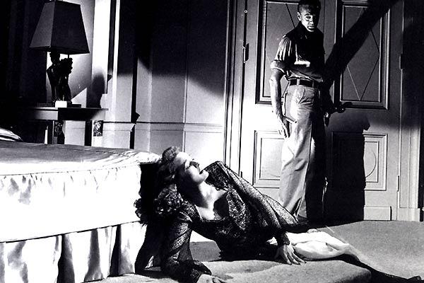 El Manantial : Foto Gary Cooper, Patricia Neal