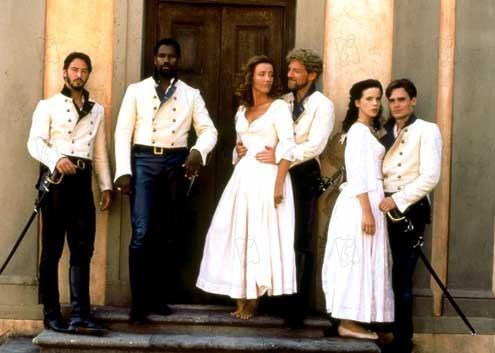 Mucho ruido y pocas nueces: Robert Sean Leonard, Kenneth Branagh, Emma Thompson, Kate Beckinsale, Keanu Reeves, Denzel Washington