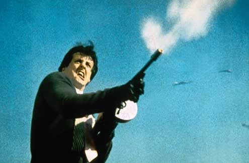 La carrera de la muerte del año 2000 : Foto Paul Bartel, Sylvester Stallone
