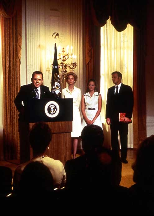 Nixon: Anthony Hopkins, Oliver Stone