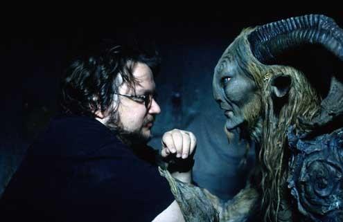 El laberinto del fauno: Guillermo del Toro