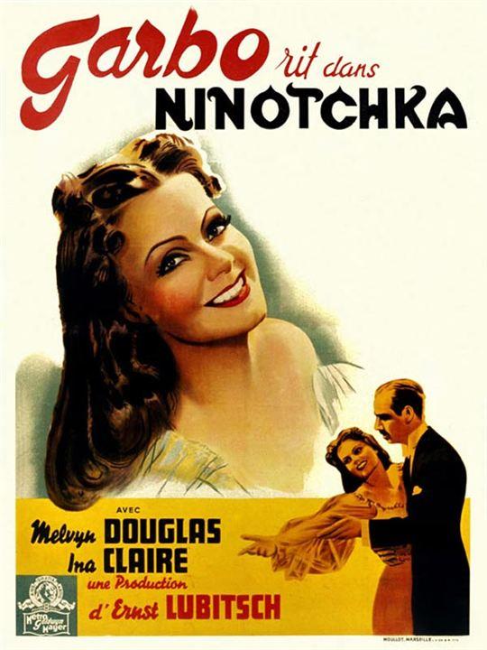 Ninotchka: Greta Garbo