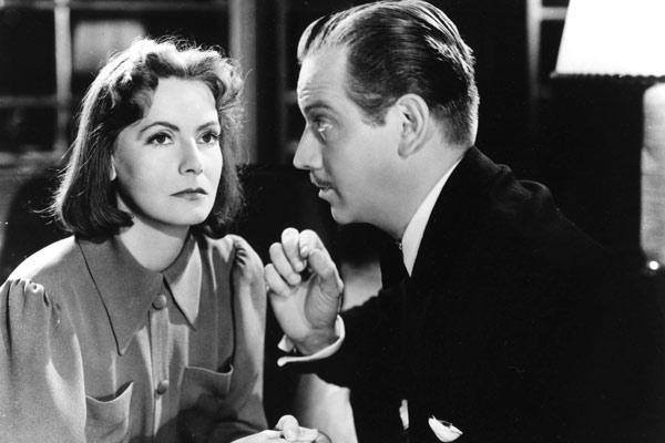 Ninotchka: Greta Garbo, Melvyn Douglas