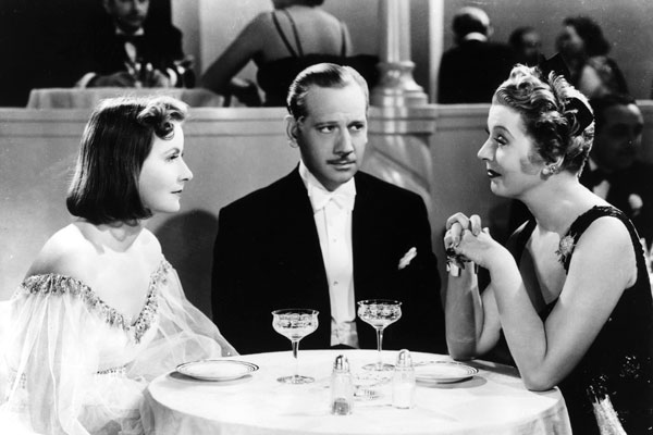 Ninotchka: Greta Garbo, Melvyn Douglas, Ina Claire