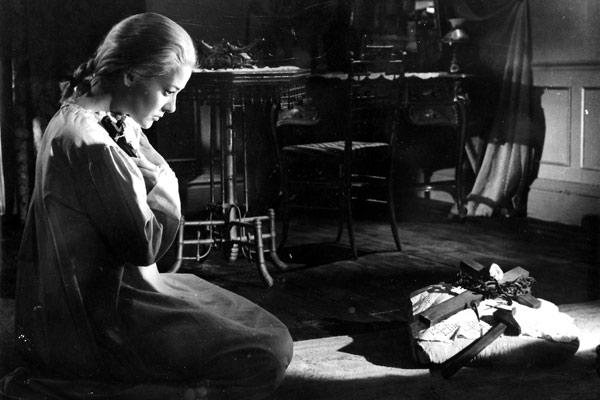 Viridiana: Luis Buñuel, Silvia Pinal