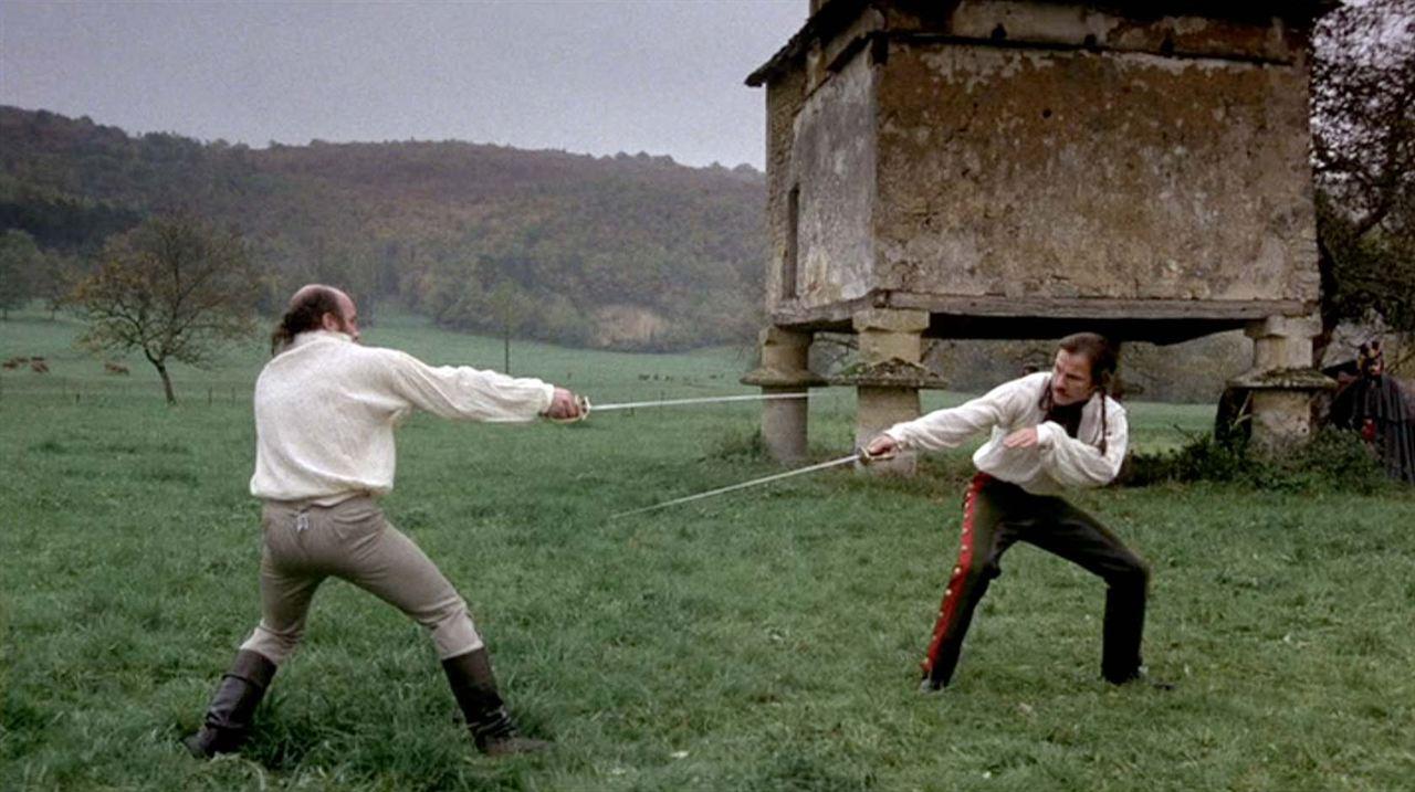 Los duelistas: Harvey Keitel