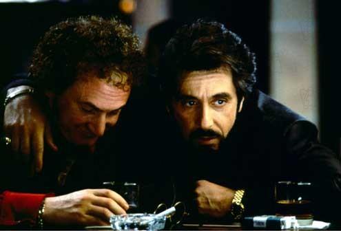 Atrapado por su pasado: Al Pacino, Sean Penn
