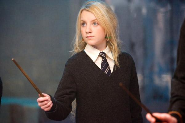 Harry Potter y la Orden del Fénix : Foto Evanna Lynch