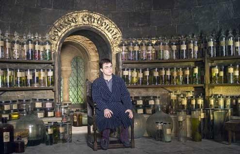 Harry Potter y la Orden del Fénix: Daniel Radcliffe