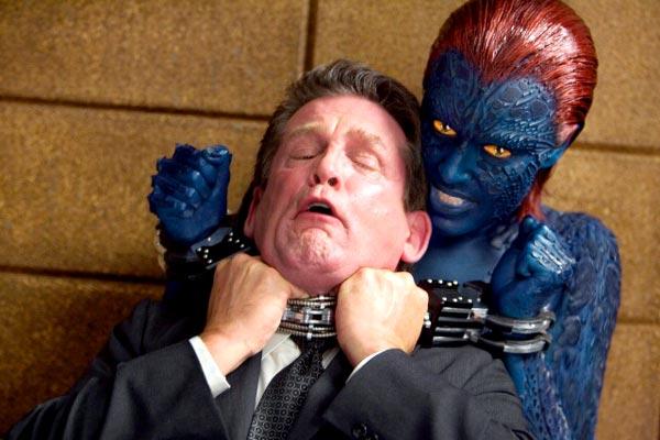 X-Men: La decisión final : Foto Anthony Heald, Rebecca Romijn