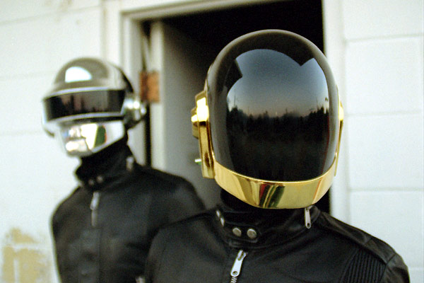 Daft Punk's Electroma: Guy-Manuel de Homem-Christo, Thomas Bangalter