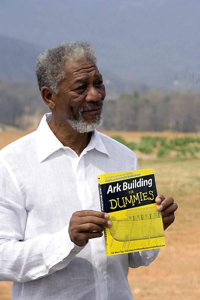 Sigo como Dios: Morgan Freeman
