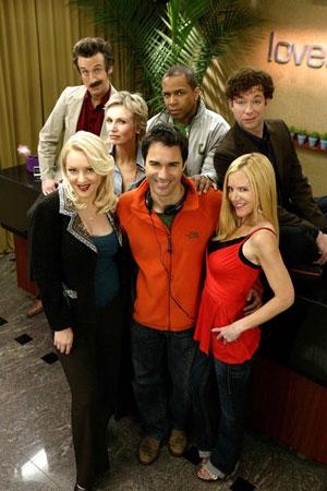 Agencia Lovespring : Foto Eric McCormack, Jack Plotnick, Jane Lynch, Jennifer Elise Cox, Mystro Clark